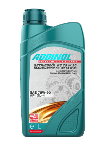 ADDINOL GETRIEBEOL GS 75 W 90