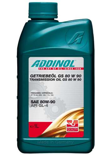 ADDINOL GETRIEBEOL GS 80 W 90