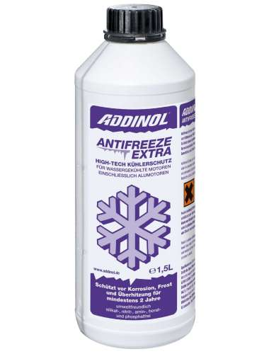 ADDINOL ANTIFREEZE EXTRA (G12, G12+)