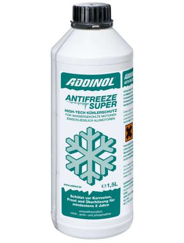 ADDINOL ANTIFREEZE SUPER (G 11)