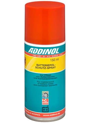 ADDINOL BATTERIEPOLSCHUTZ SPRAY