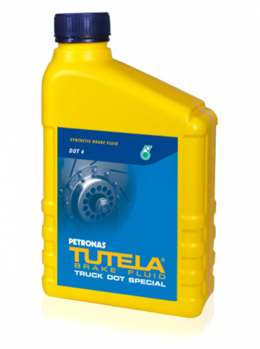 TUTELA BRAKE FLUID TRUCK DOT SPECIAL
